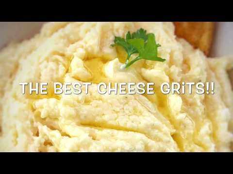 How to make the BEST cheese grits !