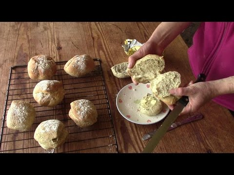 How To Make Nettle Bread and Seaweed Bread