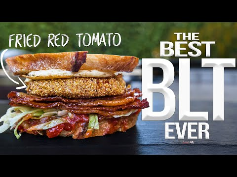 The Best BLT Sandwich EVER | SAM THE COOKING GUY 4K