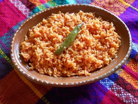 Mexican Red Rice. Mexican Red Rice Recipe