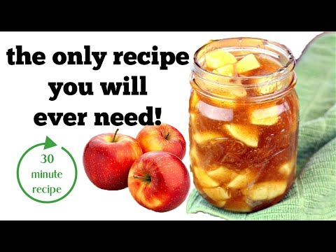 Apple Filling Recipe