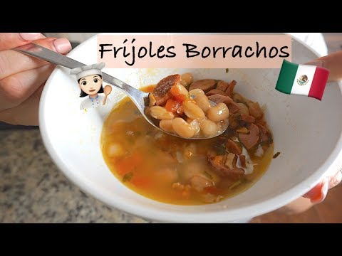 Frijoles Borrachos Recipe | Mexican Beans |