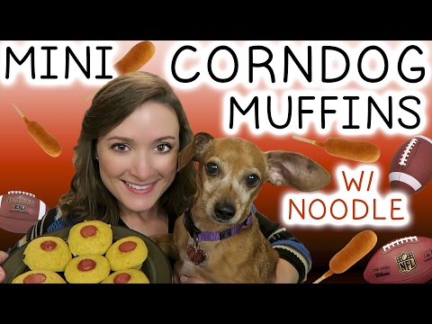 Mini Corn Dog Muffin Recipe