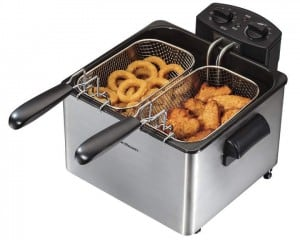 old deep fryer