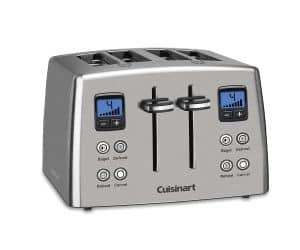 3. Cuisinart CPT- 435