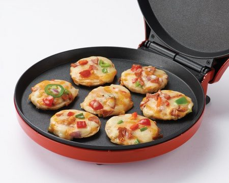 Mini-quesadilla maker