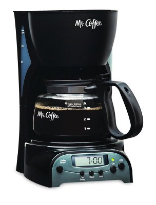 9. Mr. Coffee  Programmable Coffeemaker