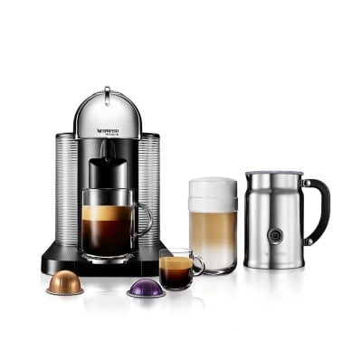 7. Nespresso VertuoLine Coffee and Espresso Maker