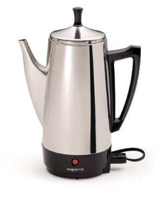 6. Presto 02811 Coffee Maker