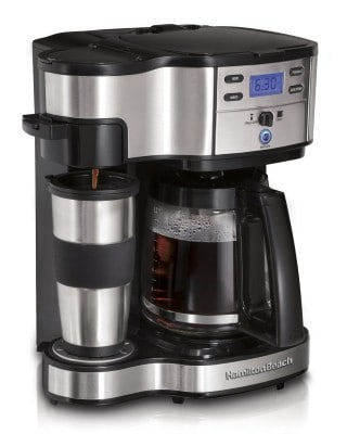 2. Hamilton Beach  Full Pot Coffee Maker