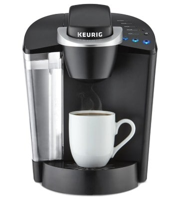 1. Keurig Programmable Coffee Maker