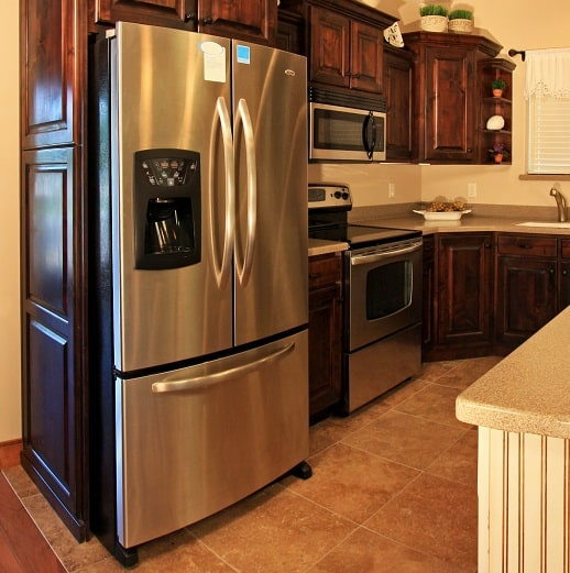 10 best refrigerators reviewed compared rated in 2018 for How to increase cabinet depth