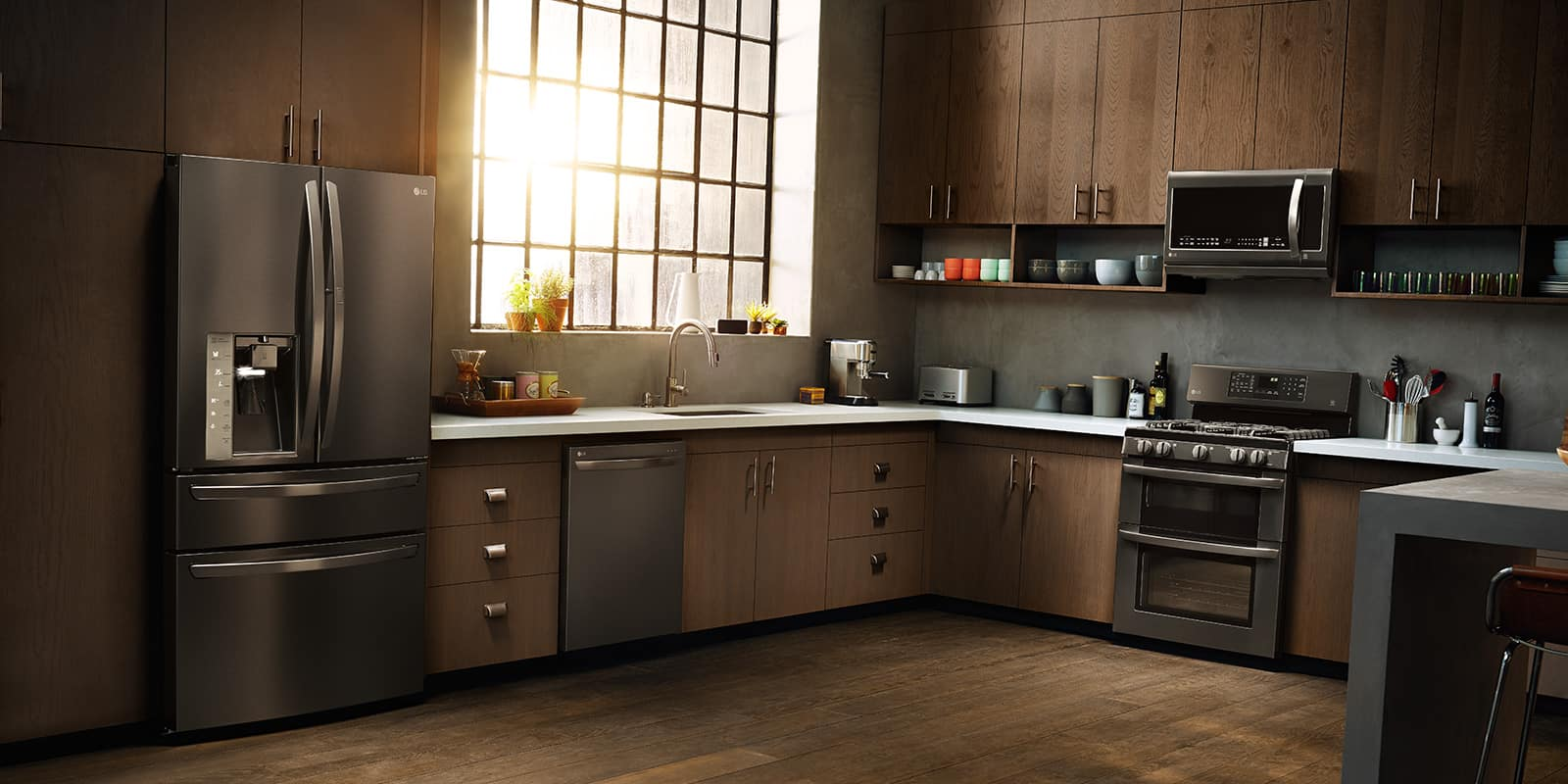 Modern Kitchen Appliances in Los Angeles - Realty Times