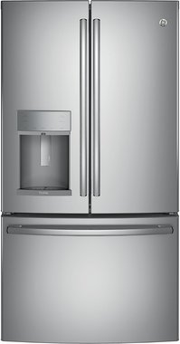 8. GE Profile Counter Refrigerator