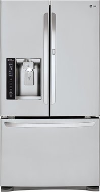 6. LG French Door Refrigerator