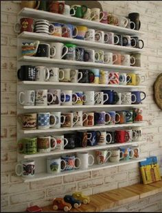 Organize Your Mugs