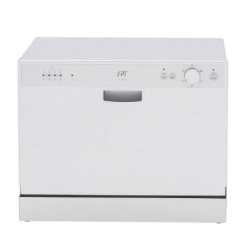 SPT Countertop Dishwasher