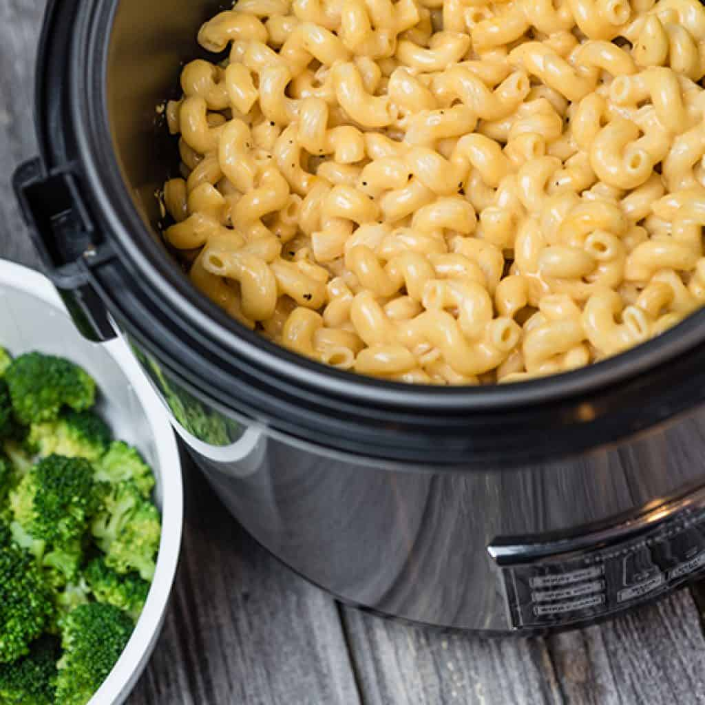 mac and cheese in rice cooker