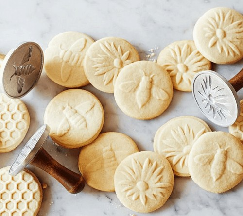 how to bake with cooking stamps