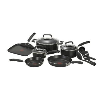 6. T-fal Signature Nonstick Cookware Set