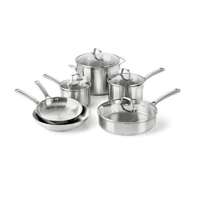 7. Calphalon Classic Cookware Set