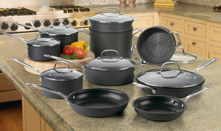 ccookware sets material