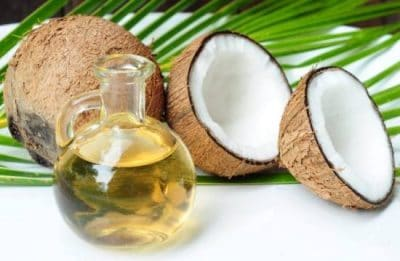 coconut oil for frying