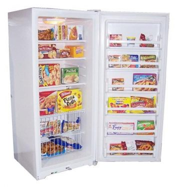 energy efficient freezer
