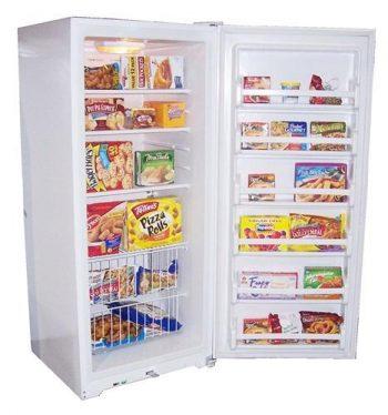 energy efficient freezer