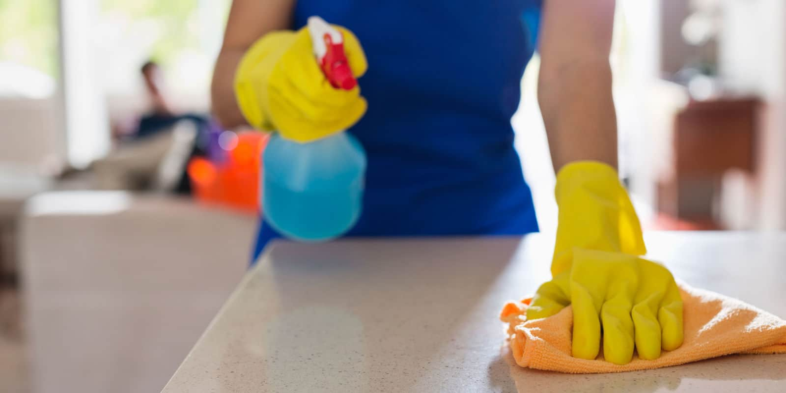 Cleaning101: Find Out If It\'s Safe to Use Bleach in Your Kitchen