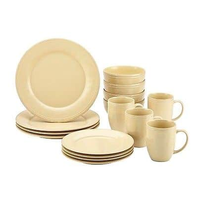 7. Rachael Ray 55093  sc 1 st  Janes Kitchen Miracles & Best Dinnerware Sets Reviewed in 2018 | JanesKitchenMiracles