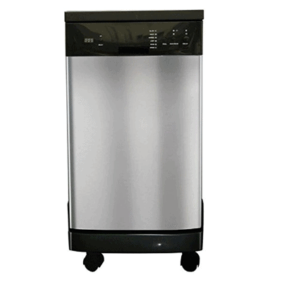 2. SPT SD-9241SS Commercial Dishwasher