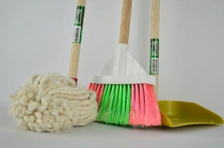 How to Mop Your Kitchen the Right Way