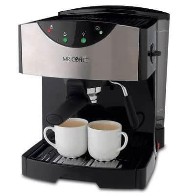 8. Mr. Coffee ECMP50