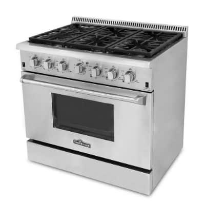 5. Thor Kitchen HRG3618U