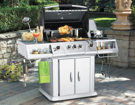 best gas grills best gas grills for bbq reviewed in 2018 31706