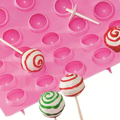 how to use a candy mold