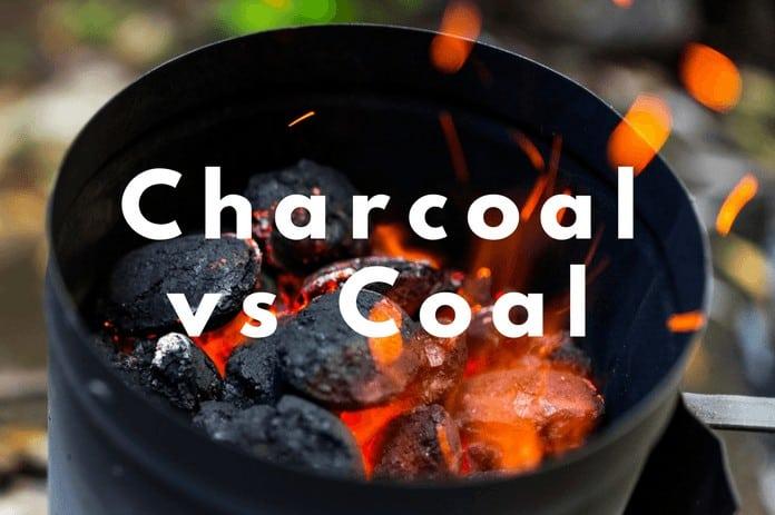 charcoal vs coal