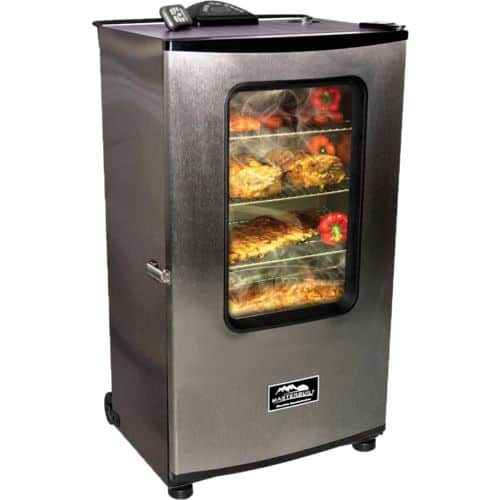 Best Electric Smokers Reviewed Amp Rated In 2018