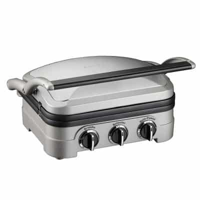 6. Cuisinart Griddle and Grill