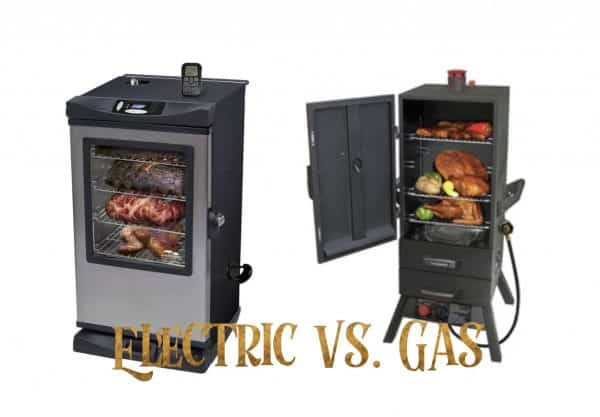 electric vs gas smoker