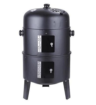 10. Patio Smoker Grill BBQ Backyard Firepit