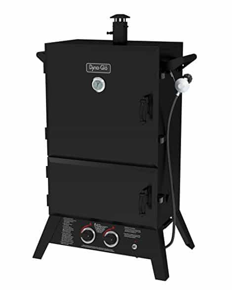 gas smoker water tray