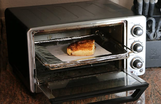 Tips for reheating quiche in the oven