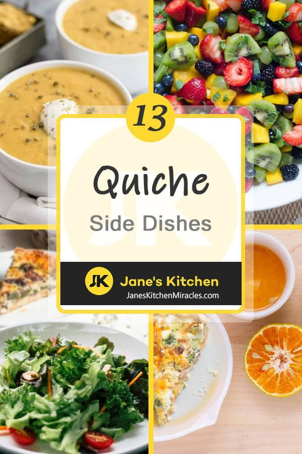 Quiche sides pin