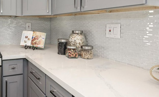 How to choose the right size backsplash
