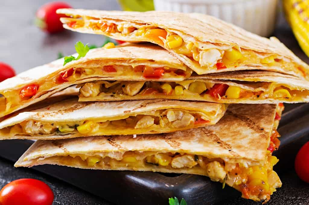 Alternative quesadillas