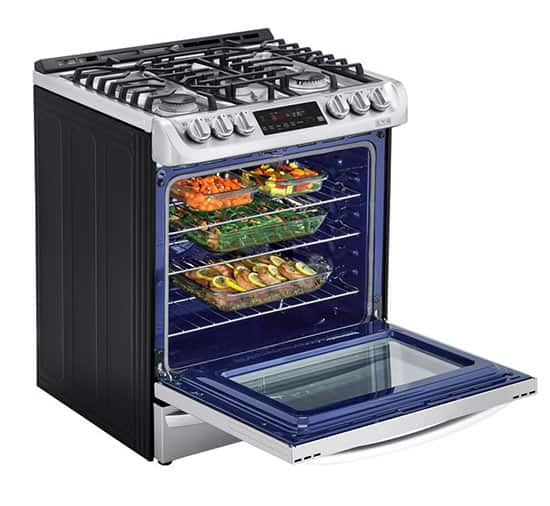 Best dual fuel gas range