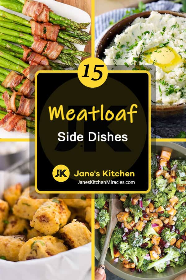 Meatloaf sides pin