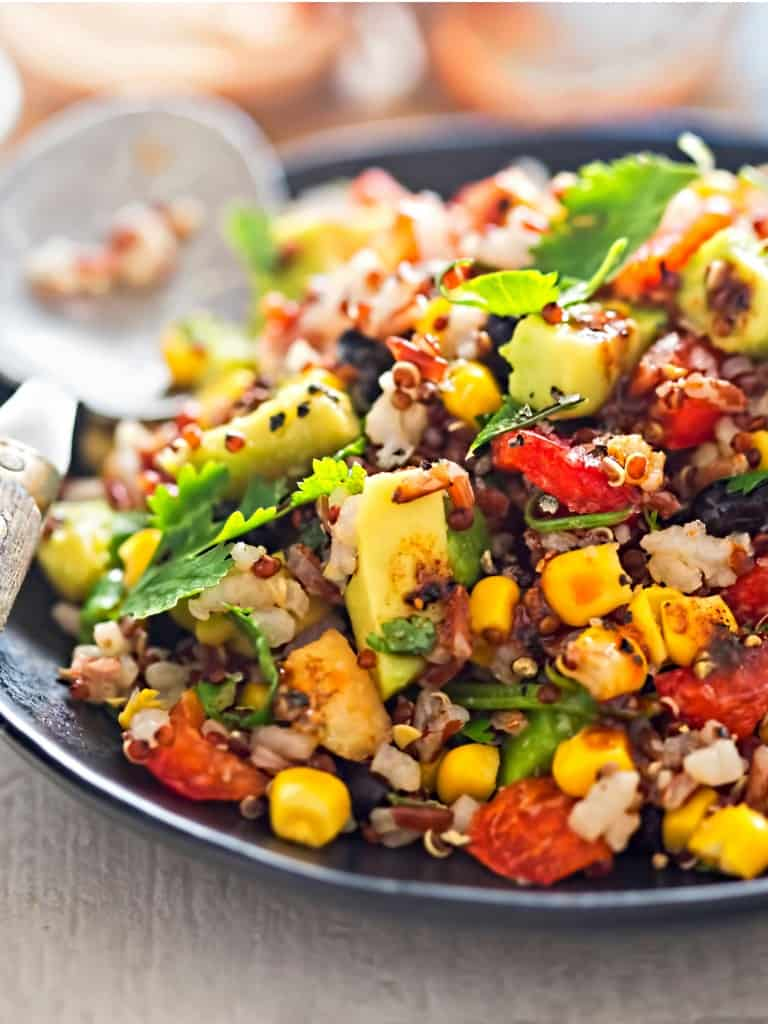 Quinoa vegetarian recipes